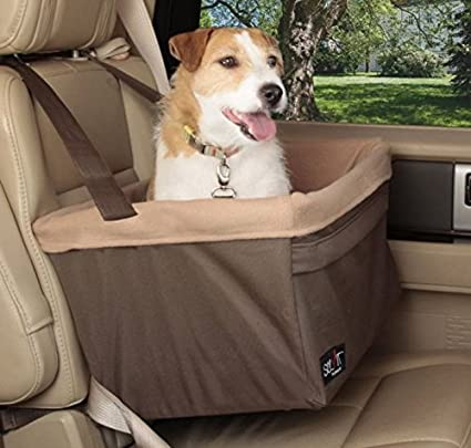 Domestic Pet Dog Car Seats Extra Large Booster Seat Natural
