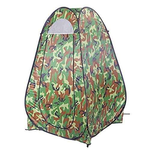 HWJ Portable Pop Up Tent Changing Room Privacy Tent for Portable Bathroom Toilet Shower Outdoors Camping Beach