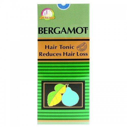 Aura Cacia Natural Perfume Fruit (Bergamot Hair Tonic Normal Hair Loss - Initial Hair Loss Formula Green Color 200 ml.)