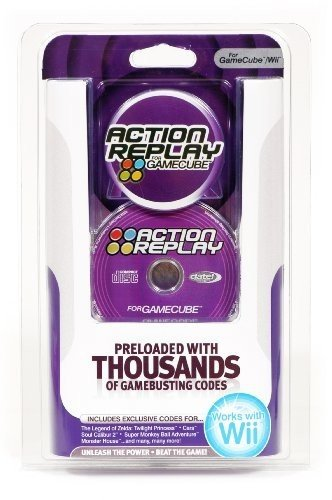 Action Replay Codes Cheat (Action Replay Gamecube)