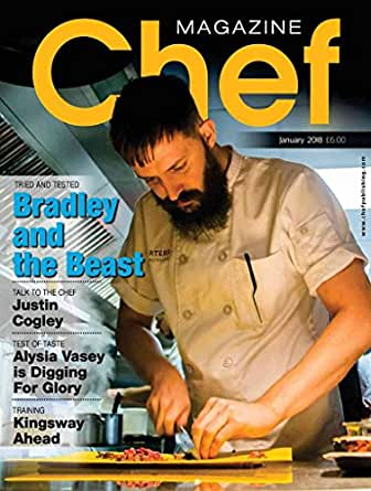 Amazon com: The Chef Magazine: Kindle Store