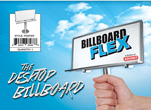 Desk Top Billboard Sign - mini 9.25