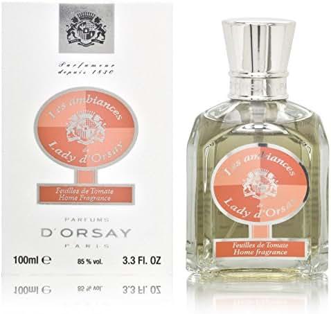 Les Ambiances de Lady D'Orsay - Feuilles de Tomaie Home Fragrance 3.3 oz