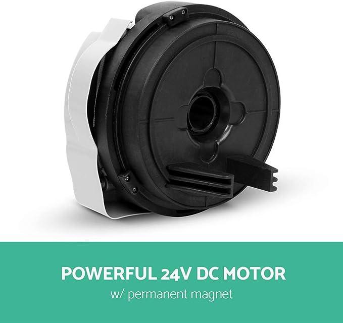 Motor puerta corredera hasta 800kg V2 Ayros con receptor V2 MR2 y 2 mandos V2 Phox: Amazon.es: Bricolaje y herramientas