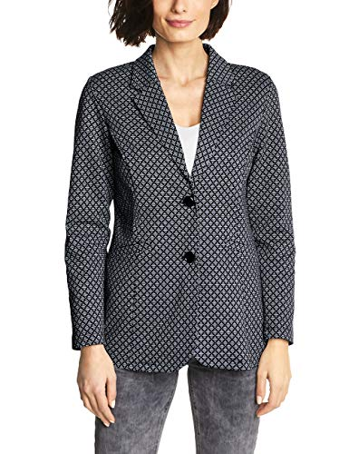 Blazer Donna 21238 Street deep Multicolore One Blue qEvw45zx