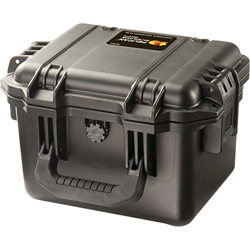 Waterproof Case (Dry Box) | Pelican Storm iM2075 Case No Foam (Black)