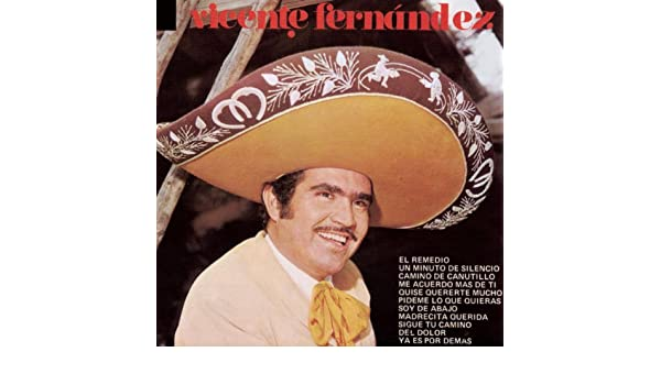Camino De Canutillo (Album Version) by Vicente Fernández on Amazon Music - Amazon.com