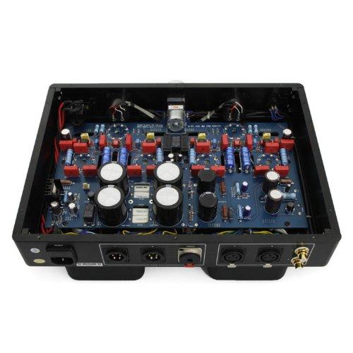 LittleDot MK VI+ 6080 X4 6H9C X2 Balanced Head Amplifier Tube PreAMP للبيع