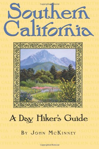 Southern California Day Hikers Guide product image