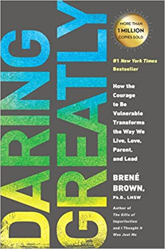 Daring Greatly, best beach reads