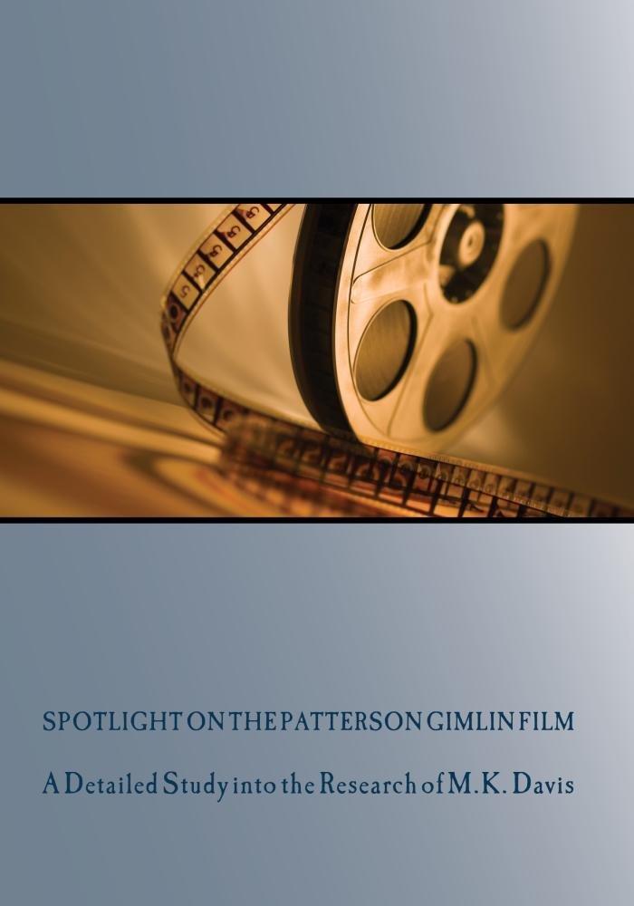 Amazon com: Spotlight on the Patterson Gimlin Film: John L