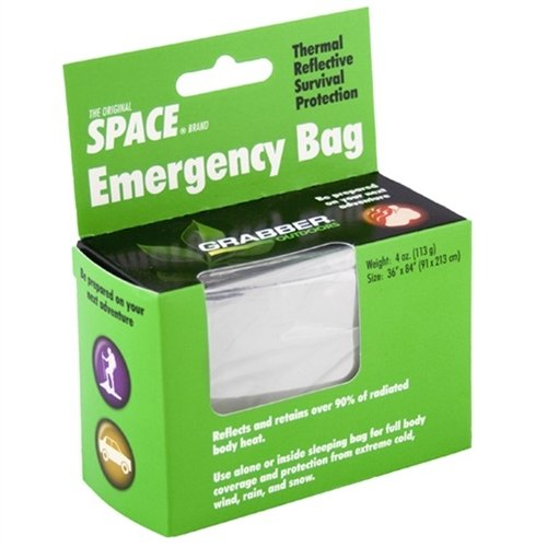 Liberty Mountain Space Metallized Emergency Bag by Liberty Mountain (Image #1)