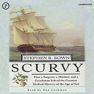 Scurvy Audiobook