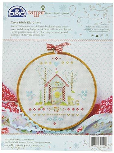 - DMC TMRCRX1 Tamar Home Cross Stitch Kit-8