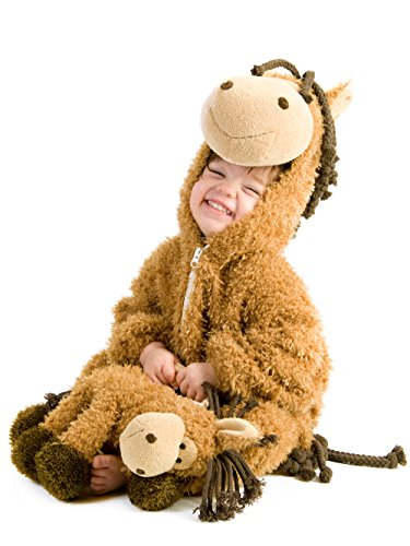 (Princess Paradise Baby Happy Horse Deluxe Costume, As Shown,)