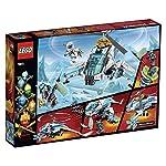 LEGO-Ninjago-70673-Zanes-ShuriCottero-361-Pezzi