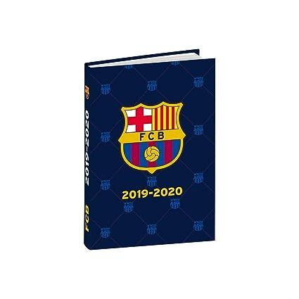 Agenda 2019-2020 FCB - 17 x 12 cm - francés - FC Barcelona ...