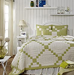 Tierney 3 Piece Twin Quilt Set