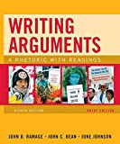 Writing Arguments, Brief Edition 8th Edition