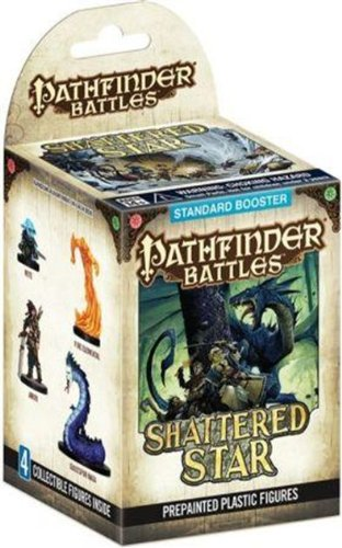 WizKids 1 X Pathfinder Battles Miniatures: Shattered Star by by WizKids