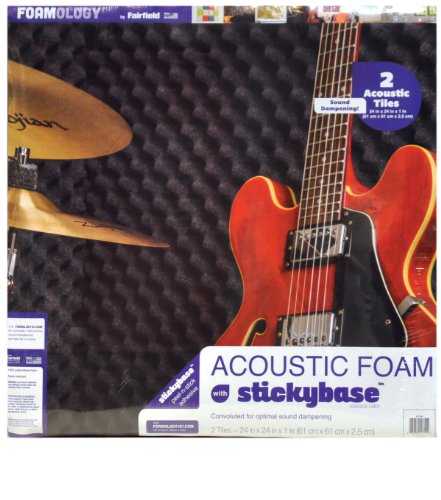 foamology-2-piece-acoustic-foam-tile-24-by-24-by-1-inch