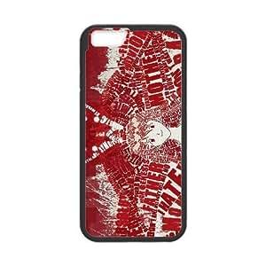 iPhone 6 Plus 5.5 Inch Phone Cases Neon Genesis Evangelion Back Design Phone Case BBTR9195548