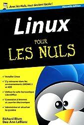 Linux Poche pour les Nuls, nouvelle édition