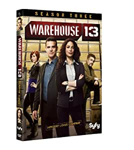 Warehouse 13: The Complete Third Season