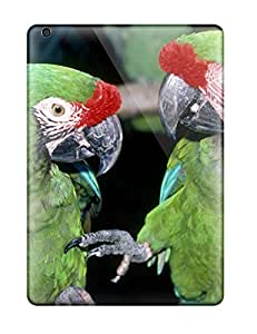 Air Scratch-proof Protection Case Cover For Ipad/ Hot Parrot Wallpaper Phone Case