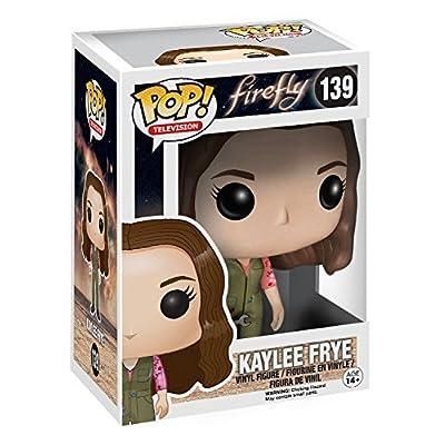 Funko POP TV: Firefly - Kaylee Frye Vinyl Figure: Funko Pop! Television:: Toys & Games