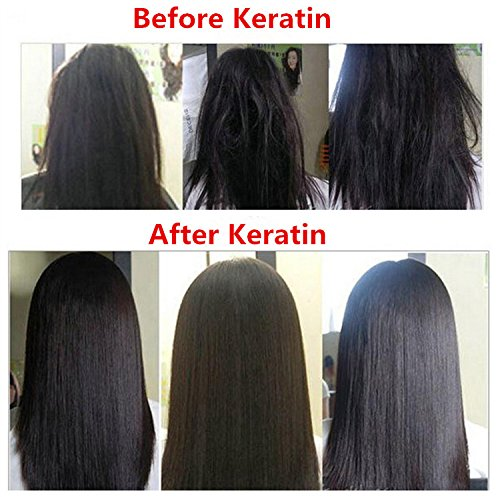 What are the benefits of Brazilian keratin straightening?