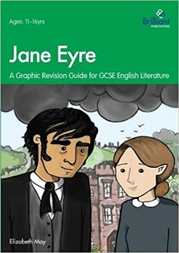 Jane Eyre Graphic Revision Guides For Gcse English