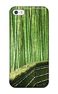 Hard Plastic Iphone 5/5s Case Back Cover,hot Awesome Bamboo Forest Case At Perfect Diy hjbrhga1544