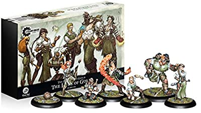Guild Ball Alchemist's: The Lure of Gold by Steamform Games