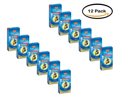 51MzDo0NvOL - PACK OF 12 - Hartz Gravel 'n Grit Digestive Aid for Pet Birds, 30 Oz