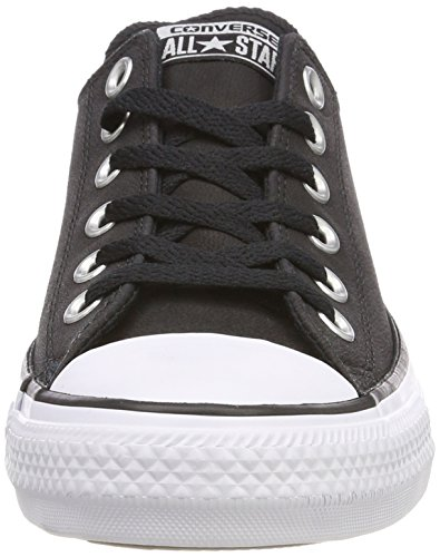 Adulto Zapatillas Black Converse CTAS White Black Ox 001 Negro Unisex Pqx7IR