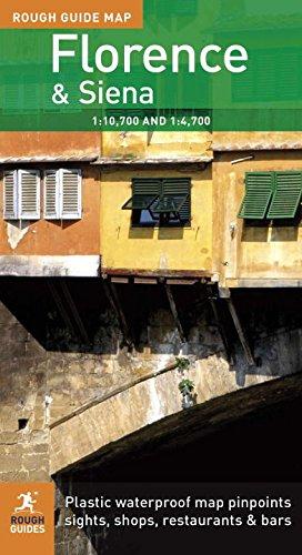 Read Online Rough Guide Map Florence & Siena (Rough Guide City Maps) pdf epub
