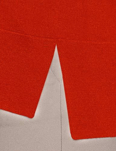 Canotta Pullunder 432 Donna Maerz Arancione Orange PS1wq