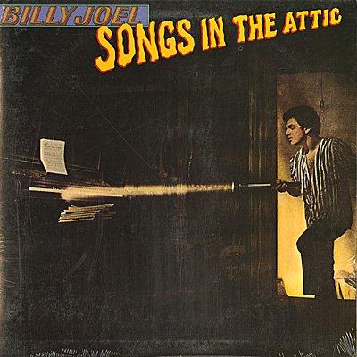 songs in the attic LP (The In Songs Joel Attic)
