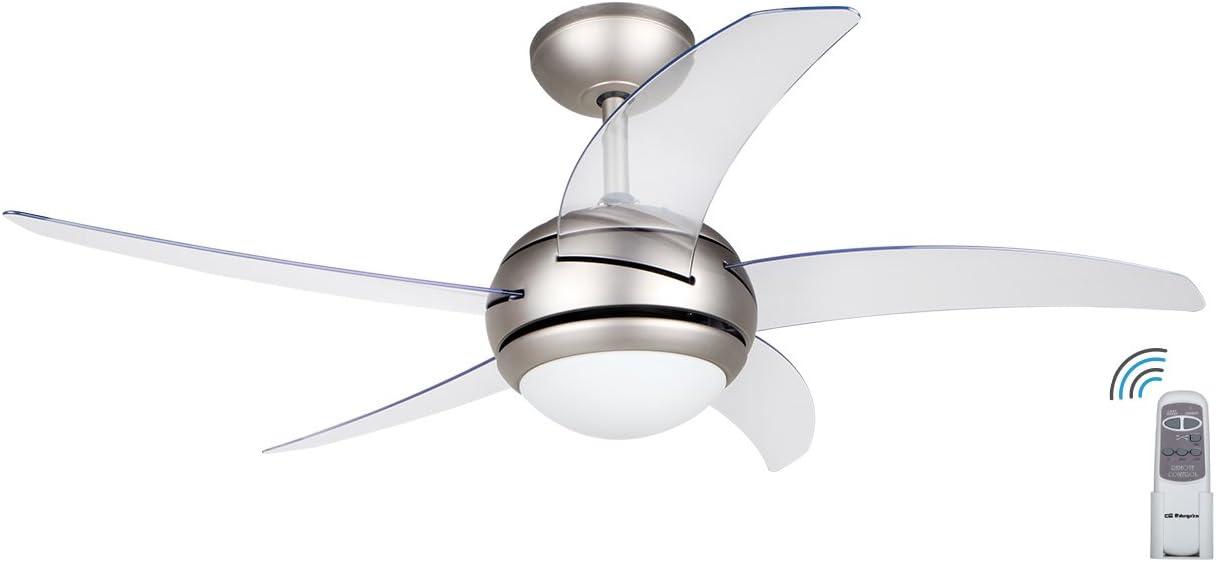 Orbegozo CP 54132 Ventilador de techo con mando a distancia, 3 ...