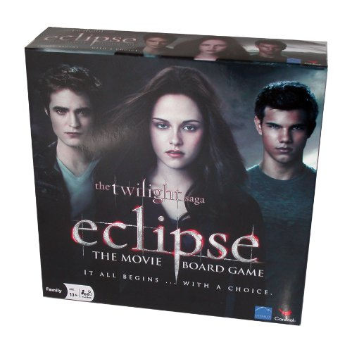 Cardinal Games Twilight Eclipse Board Game (Game Twilight)