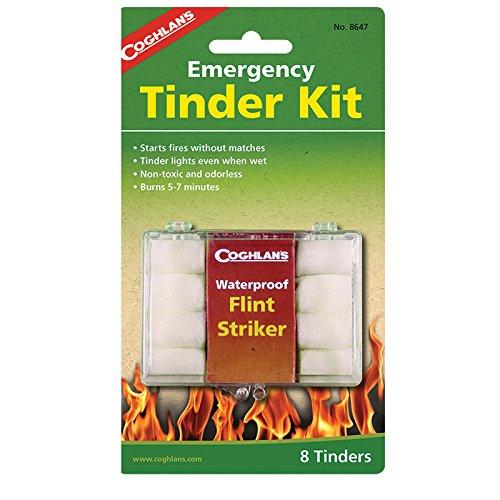 Coghlans 8647 Emergency Tinder Kit product image