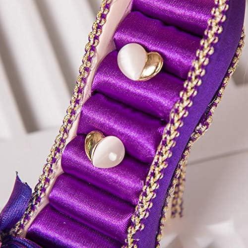 Demarkt Schmuckst/änder Ringhalter Schuh Form Schmuckhalter zur Aufbewahrung Schmuck Ringe Ohrringe