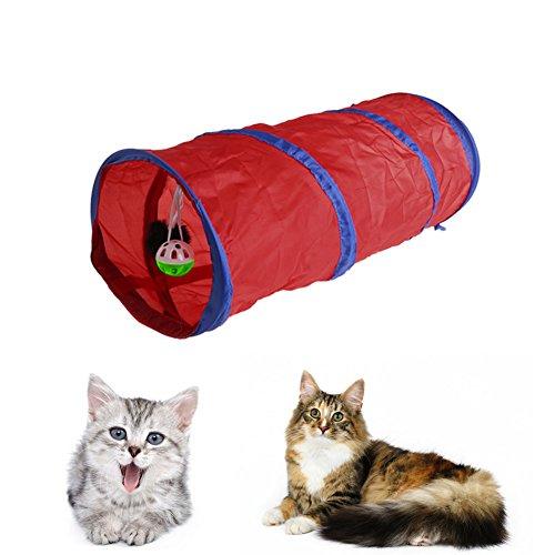Petforu Cat Hammock 2pcs Hanging Comfortable Soft Fleece Pet Crate /& Window Perches