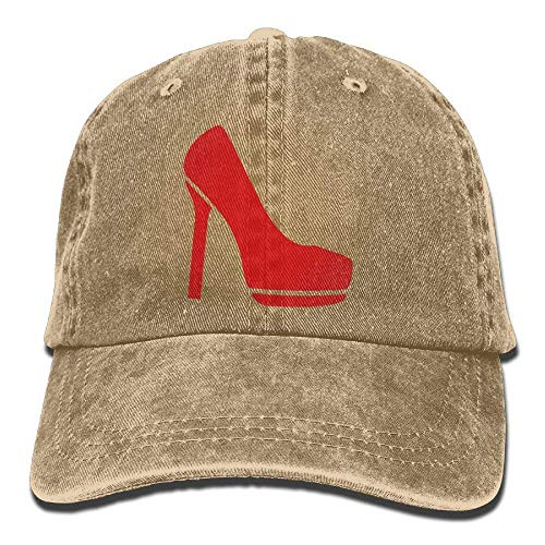 Surf Unisex Baseball Red Tu Soy Como Hat High Gorras Denim Shoe Hat béisbol Adjustable Heel No wx7O6Xw