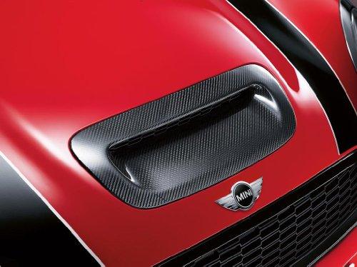 MINI Cooper, Clubman, Convertible, Coupe and Roadster JCW Carbon Fiber Bonnet Scoop 2007 - 2013