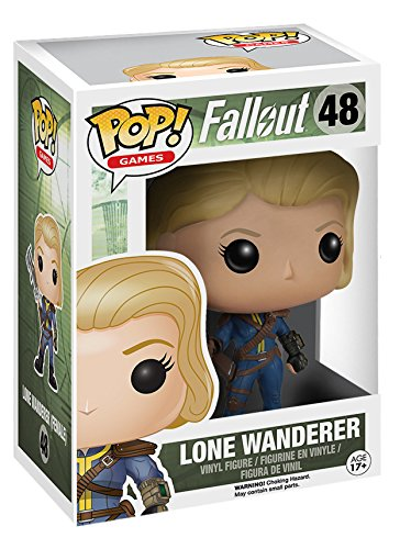 POP Games: Fallout - Lone Wanderer Female