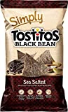 Simply Tostitos Black Bean Chips, 7.5 Ounce
