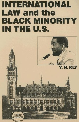 INTERNATIONAL LAW & THE BLACK MINORITY