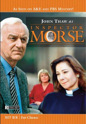 Inspector Morse Set Six: Fat Chance (Morse Dvd Set)